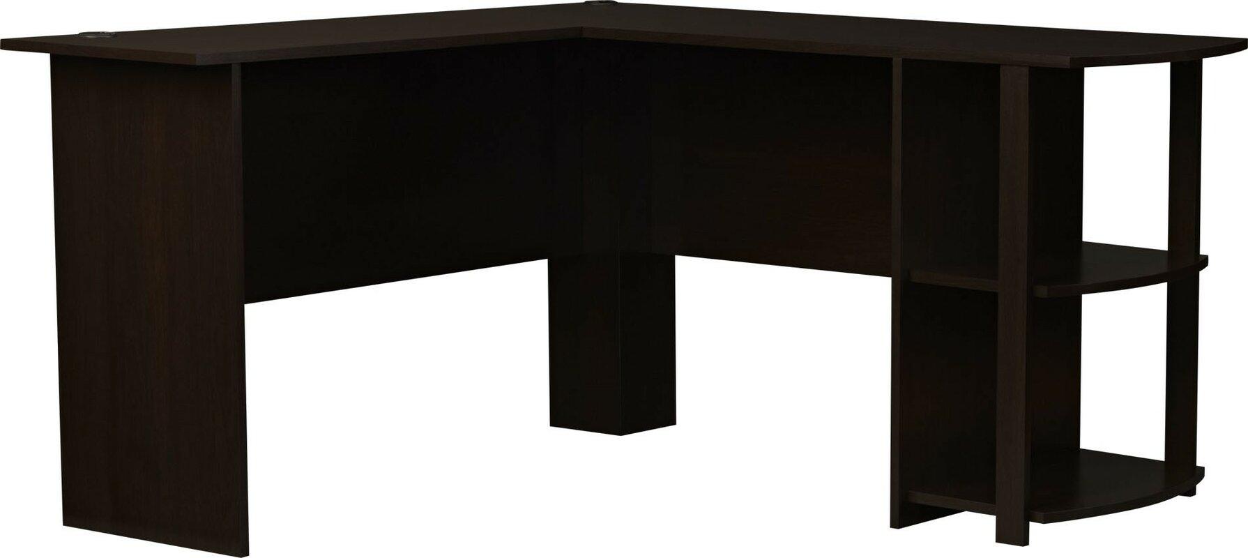 Salina L Shape Corner Desk Amp Reviews Joss Amp Main