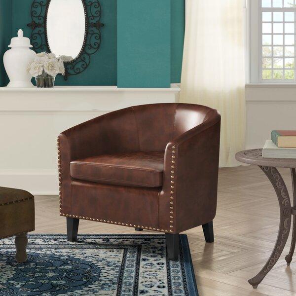 Hiliritas Barrel Chair by Andover Mills Andover Mills™
