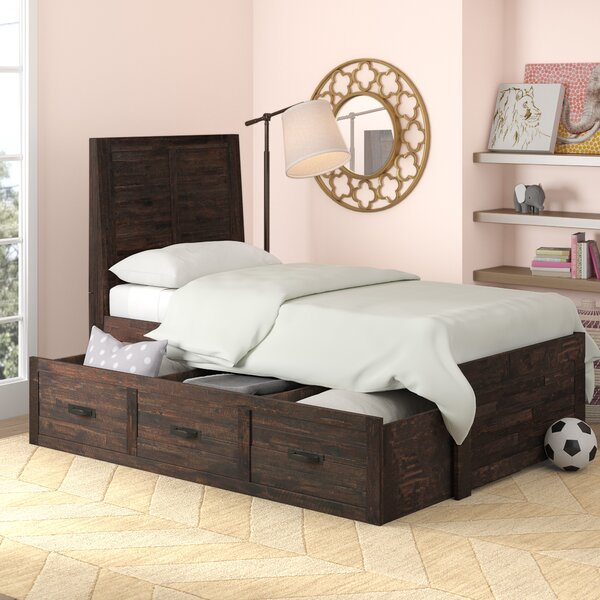 Athol Twin Bed by Three Posts Baby & Kids