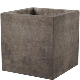 Parrsboro Concrete Planter Box by Trent Austin Design