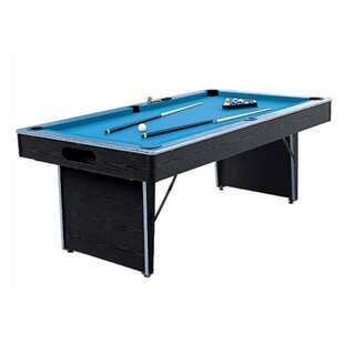 Genial Folding Non Slate 6.5u0027 Pool Table