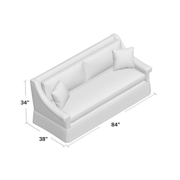 Jacyln Bench Cushion Sofa by Gabby