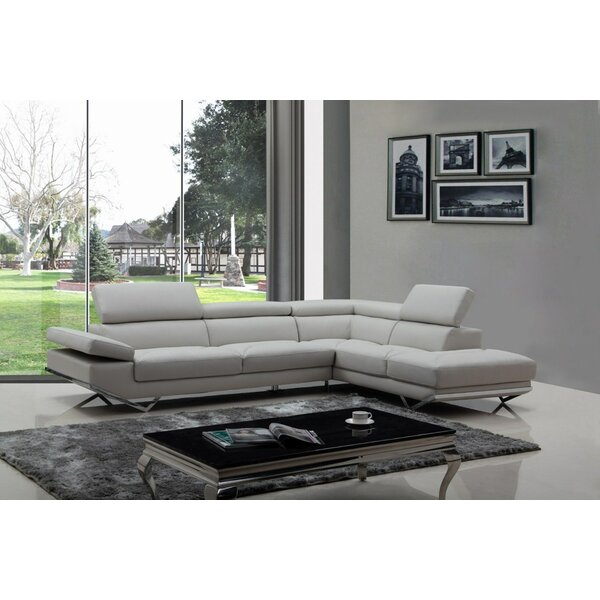 Alsatia Right Hand Facing Sectional By Wade Logan