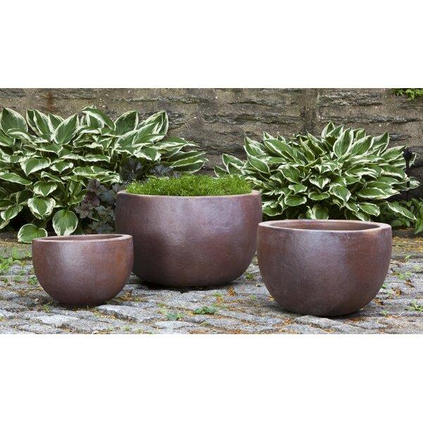 Petties 3-Piece Terracotta Pot Planter Set by Latitude Run