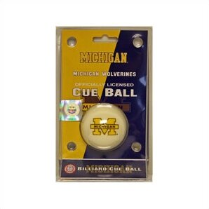 NCAA Cue Ball by Wave 7