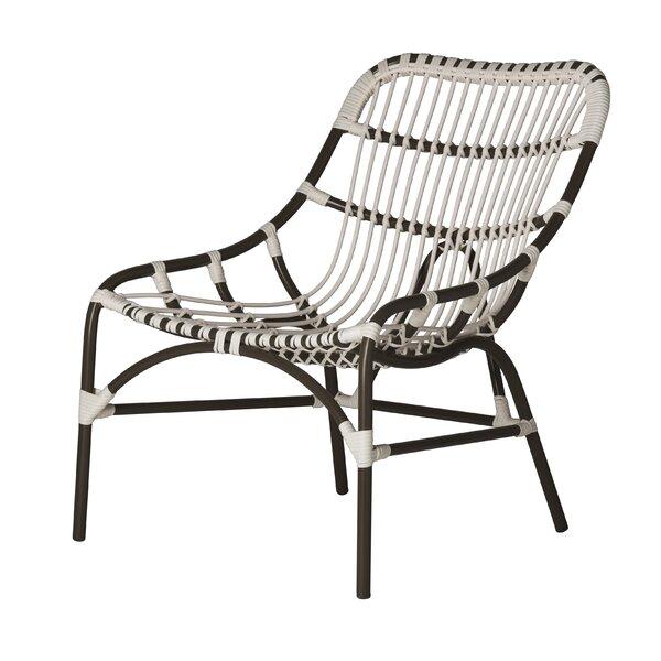 Cyprus Coronado Stacking Patio Chair by David Francis Furniture David Francis Furniture