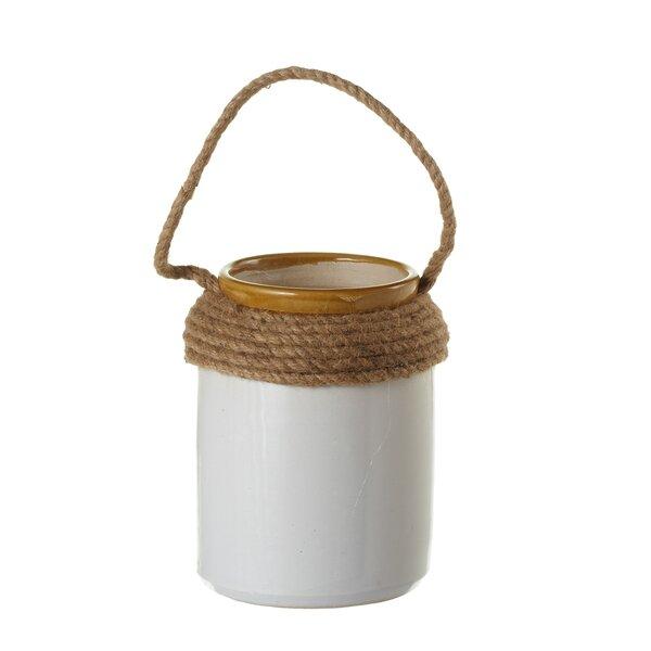 Weisser Jar by Breakwater Bay