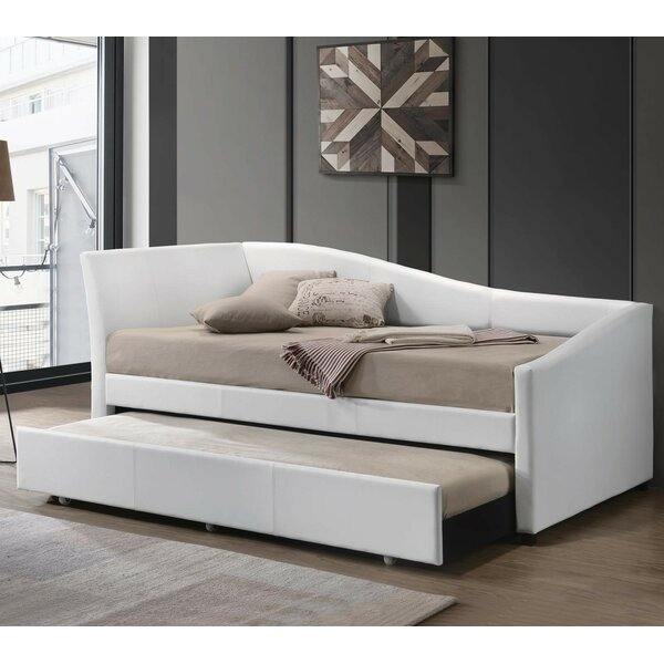 Wealdstone Twin Daybed With Trundle By Brayden Studio