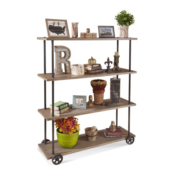 Ellman Standard Bookcase by 17 Stories