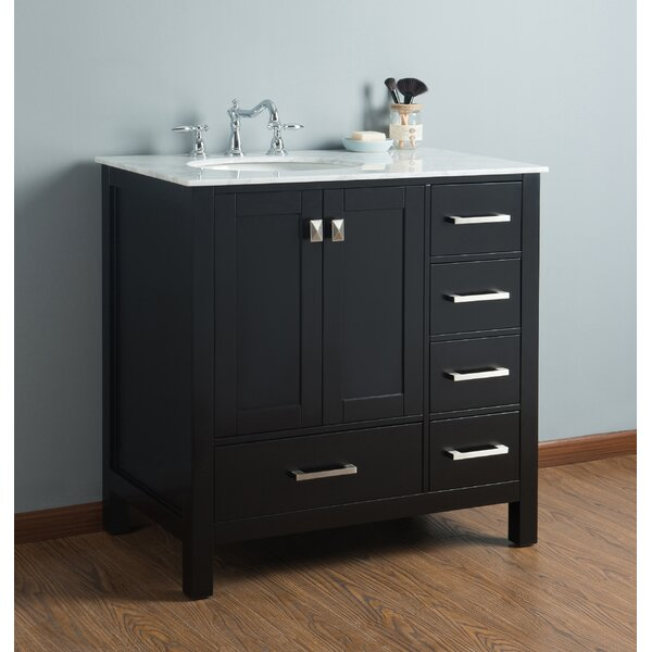 Ankney 36 Single Bathroom Vanity Set by Brayden St