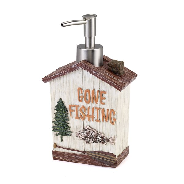 Stigler Soap Dispenser by Loon Peak