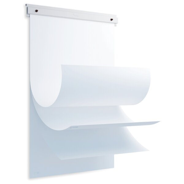 Flip Chart Hanger for Tile Boards and Pad by Mastervision