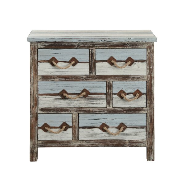 Enright 6 Drawer Accent Chest