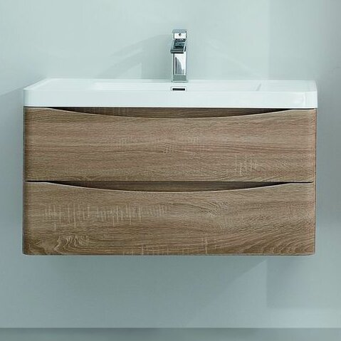 Blondene Modern 30 Single Bathroom Vanity Set by Trent Austin Design