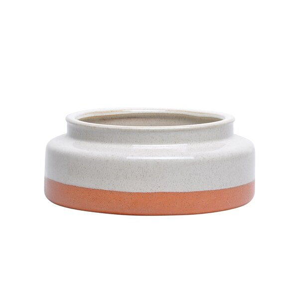 Filson Traditional Ceramic Pot Planter by Bungalow Rose