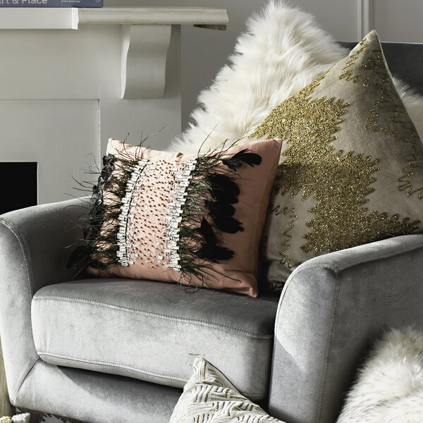 Dawlish Lumbar Pillow by House of Hampton