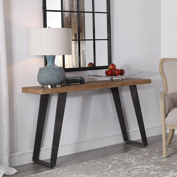 Bellair Console Table By Union Rustic