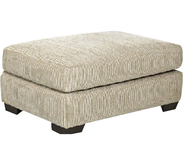 Wallin Ottoman by Ebern Designs