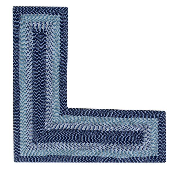 Vienne Navy Area Rug by August Grove