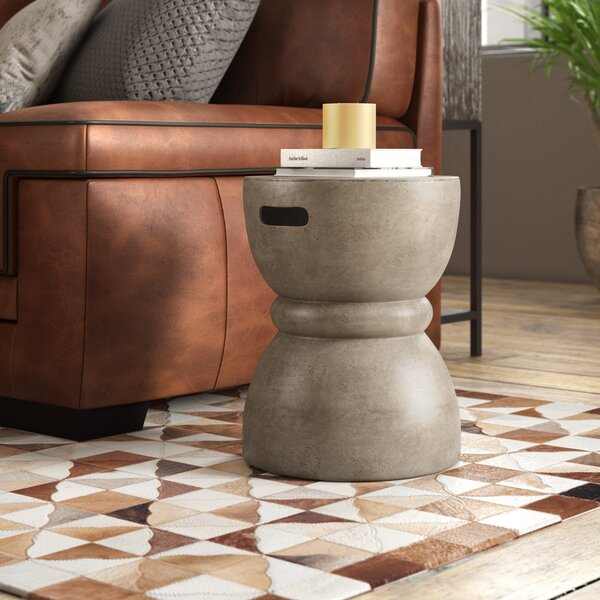 Mancheer End Table By Trent Austin Design