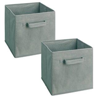 Fabric Storage Boxes, Bins, Baskets U0026 Buckets Youu0027ll Love