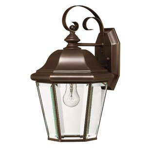 Affordable Clifton Park LED Outdoor Wall Lantern By Hinkley Lighting