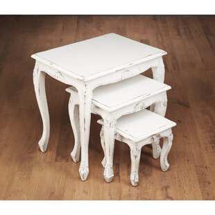 Comparison Hamden 3 Piece Nesting Table By Ophelia & Co.