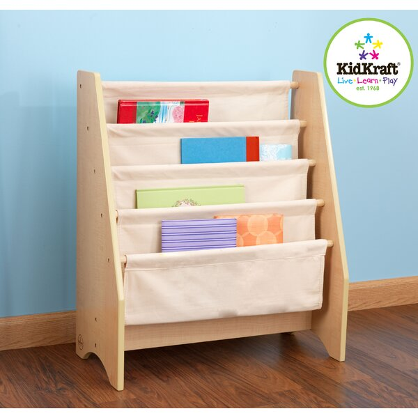 Personalized Sling 4 Compartment Book Display by KidKraft