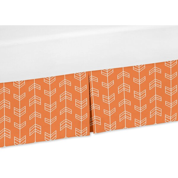 Arrow Crib Skirt by Sweet Jojo Designs