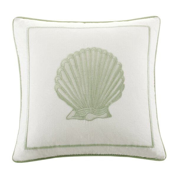 Brisbane Cotton Throw Pillow by Harbor House
