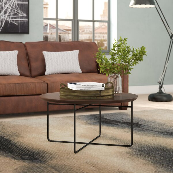 Williston Forge Round Coffee Tables