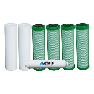 One Year Green Carbon Annual Filter Kit