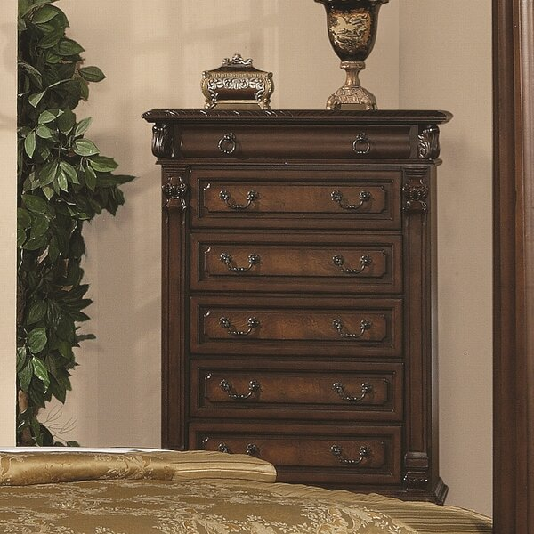 Payne 6 Drawer Chest By Astoria Grand by Astoria Grand
