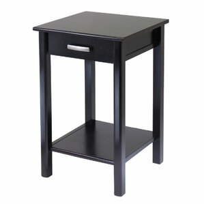 Liso End Table by Luxury Home