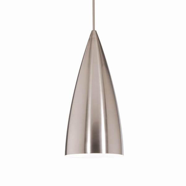 Industrial Bullet 1-Light Cone Pendant by WAC Lighting