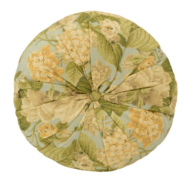 Garden Glory Cotton Throw Pillow by Waverly
