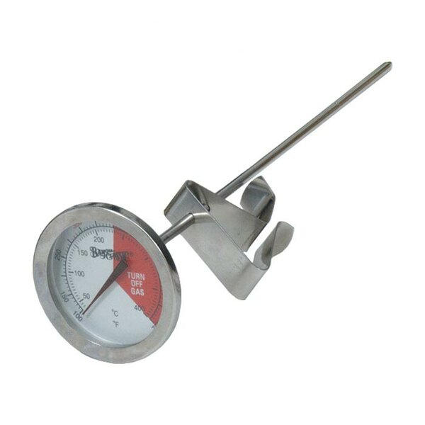 Stainless Steel Thermometer by Bayou Classic