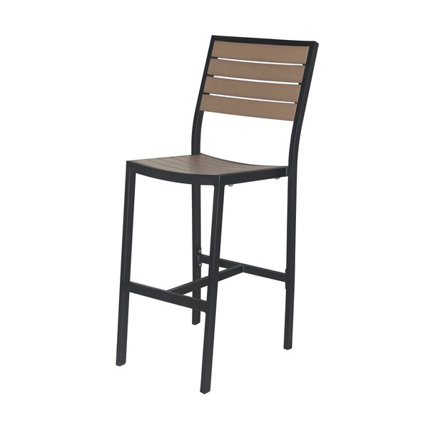Napa Patio Bar Stool by Source Contract