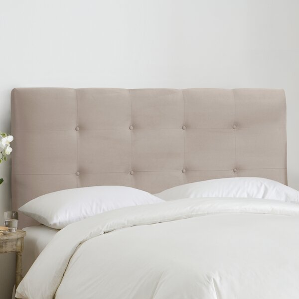 Kirkinriola Tufted Upholstered Panel Headboard by Corrigan Studio