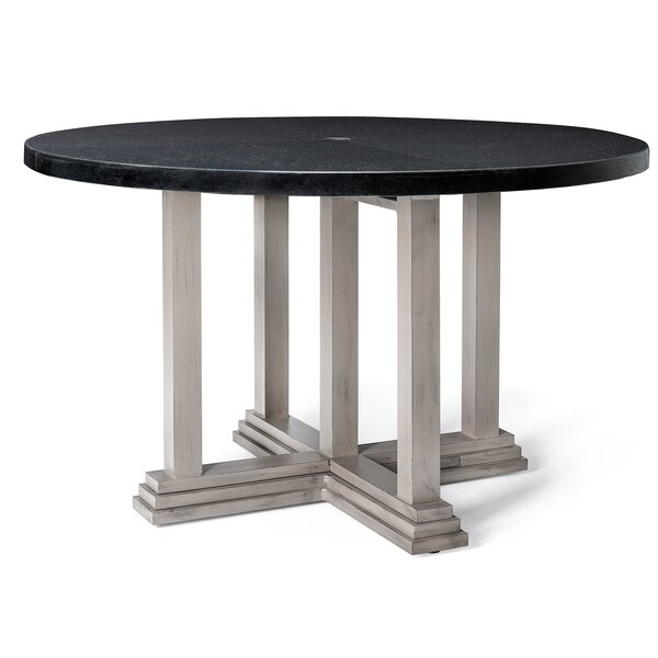 Saylor Aluminum Dining Table by Blue Oak Outdoor
