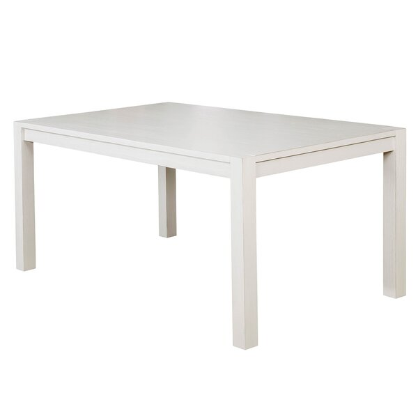 Sariya Wooden Dining Table by Highland Dunes