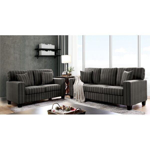 Ouida Configurable Living Room Set by 17 Stories