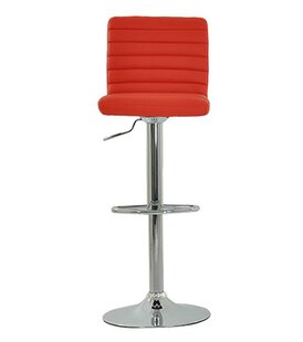 Apollo Height Adjustable Swivel Bar Stool ...