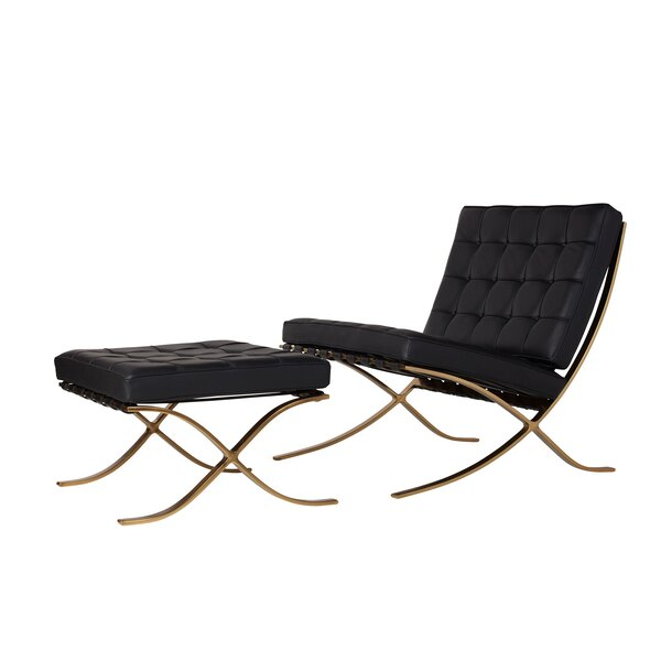 Leonel Lounge Chair by Orren Ellis