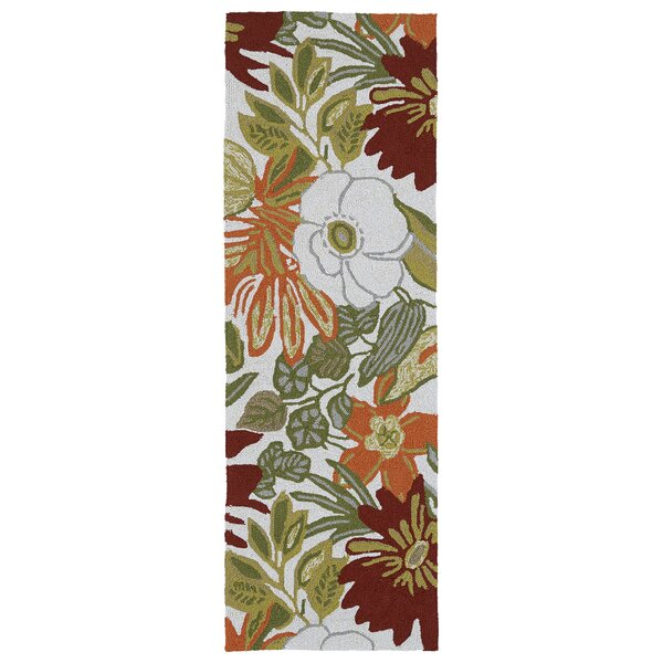 Jamaica Tufted Indoor/Outdoor Area Rug by Bay Isle Home