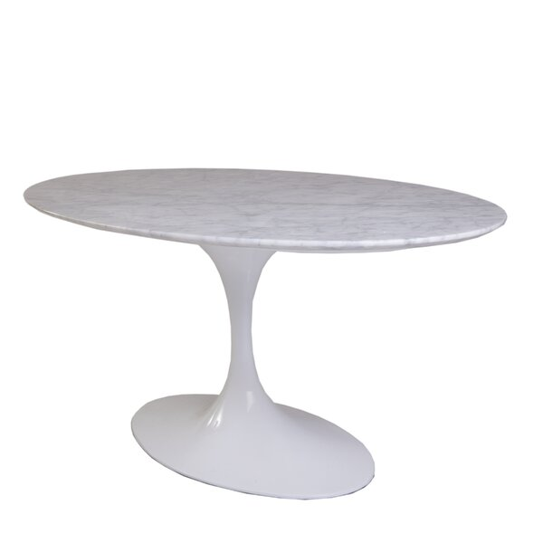 Quickep Marble Coffee Table by Orren Ellis