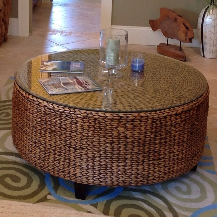 Chic Teak Coffee Table: ChicTeak Lily Coffee Table & Reviews