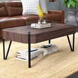 Vincente Coffee Table by Union Rustic