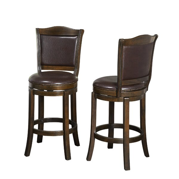 Strang 29.75 Bar Stool (Set of 2) by Darby Home Co
