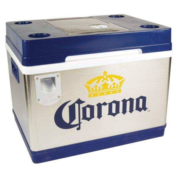 48 Qt. Corona Cruiser Chest Cooler by Koolatron